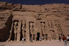 Abu Simbel Temple Tour