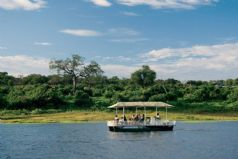 Chobe National Park and River Cruise