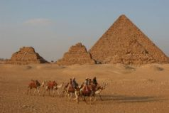 Pyramids, Sphinx, Memphis and Sakkara Tour