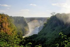 Victoria Falls, Zimbabwe Extension