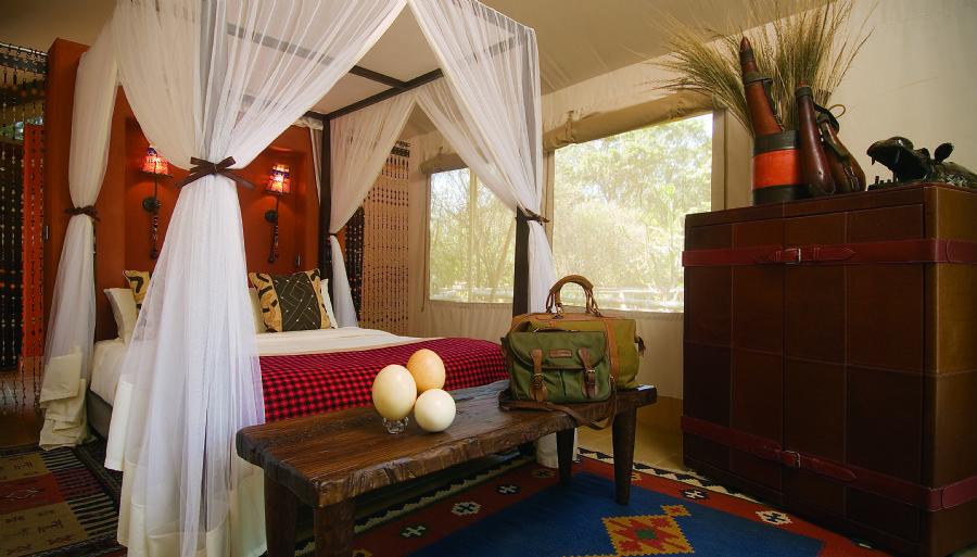 Fairmont Mara Safari Club, Maasai Mara National Reserve