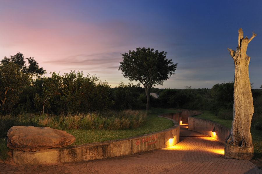 Sabi Sabi Earth Lodge Sabi Sand Private Game Reserve