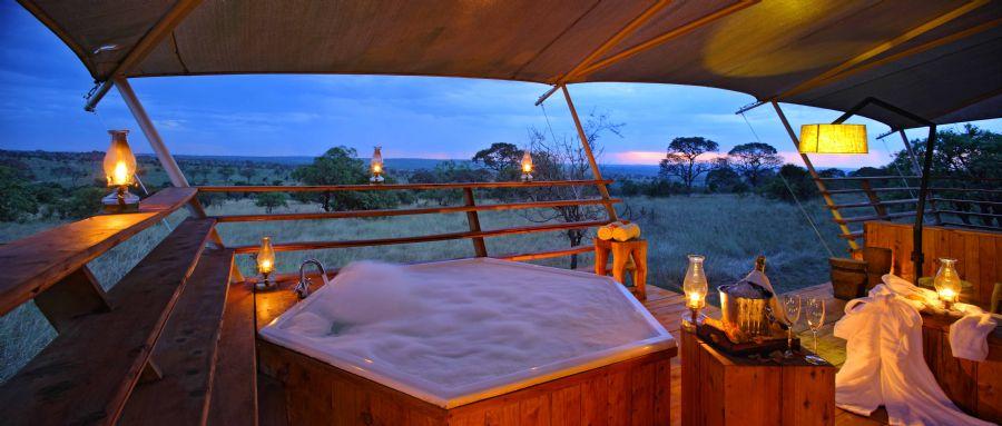 ... Serengeti Bushtops Lodge ... & Serengeti Bushtops Lodge Serengeti National Park