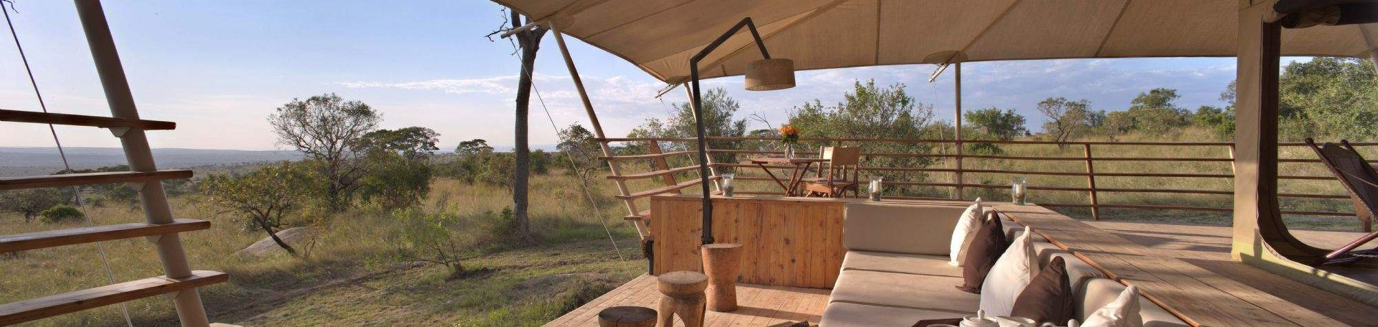 Serengeti Bushtops Lodge