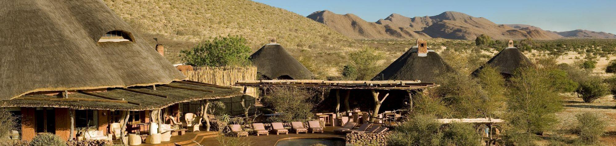 The Motse, Tswalu Kalahari Reserve