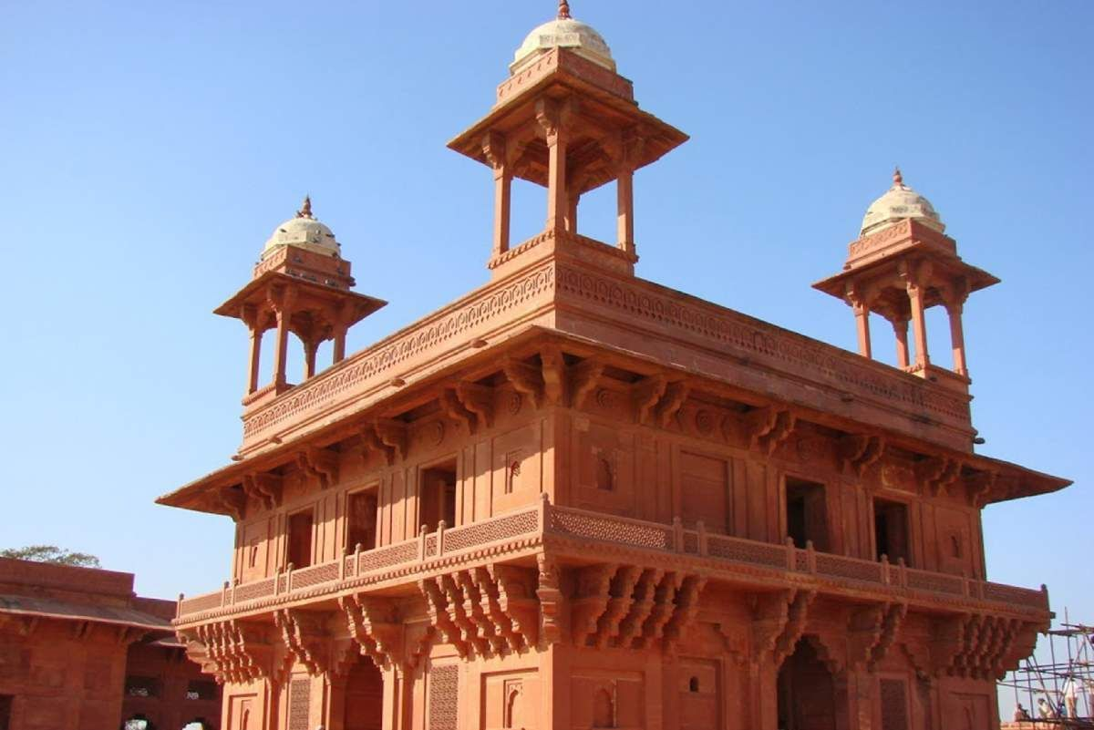 Agra Fort and Fatehpur Sikri