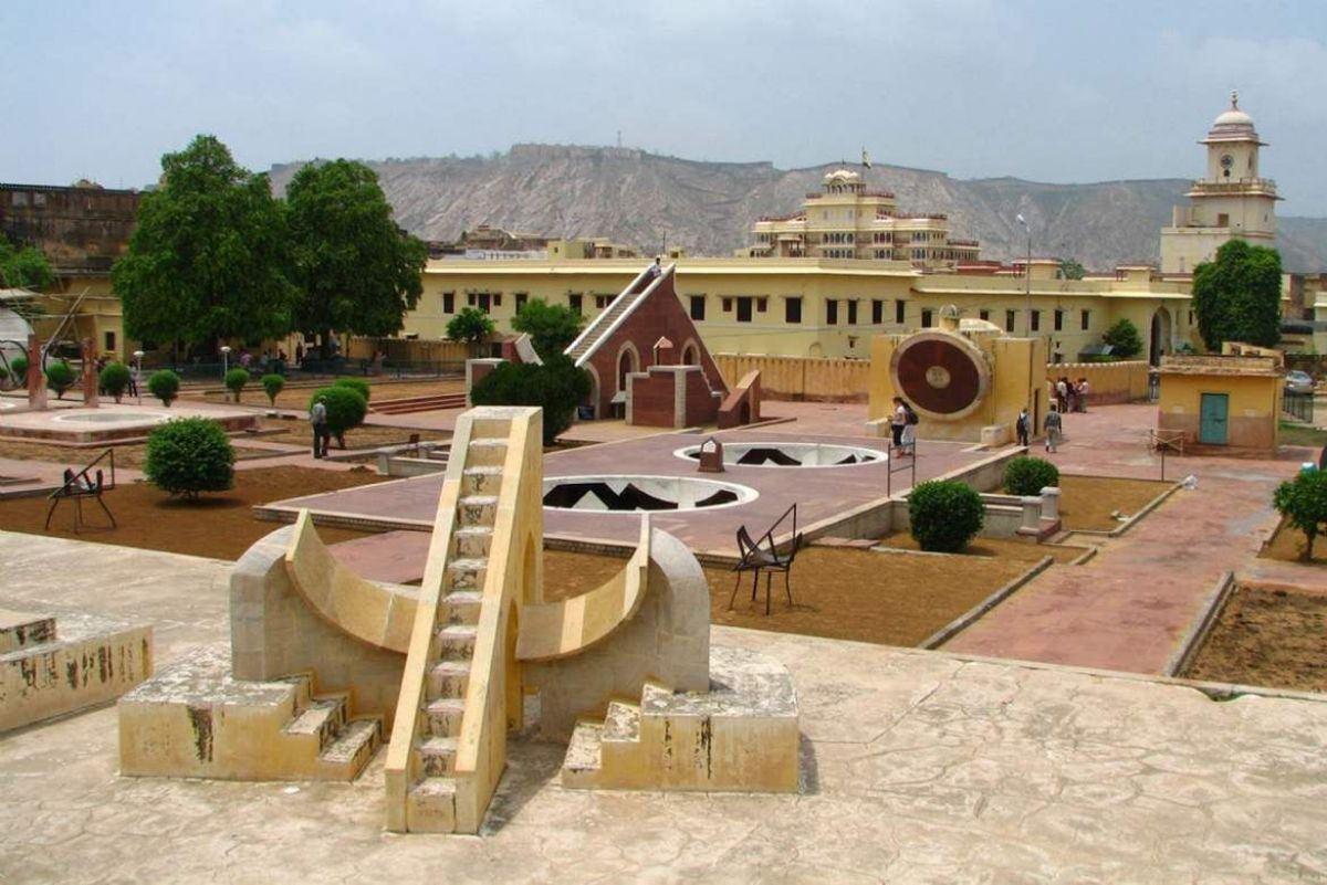 City Palace and Jantar Mantar (Jaipur)