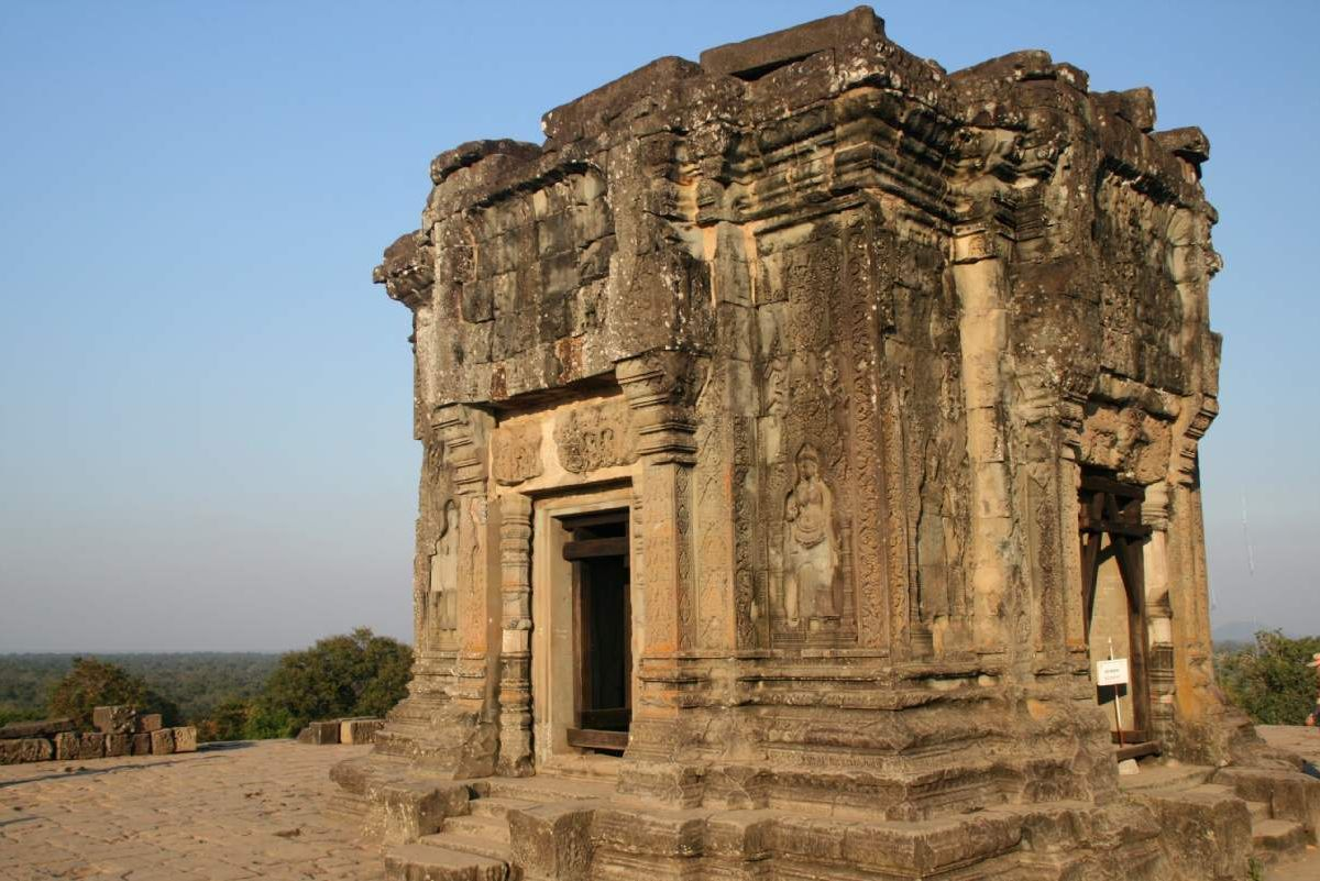 Rolous Group of Temples