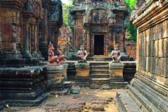 Banteay Srei and Ta Prohm Temples