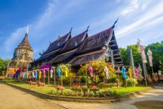 Chiang Mai City and Temples