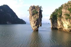 Phang Nga Bay and Khai Island