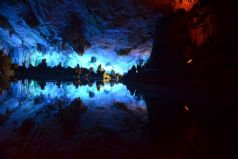 Reed Flute Cave and Guilin Tour