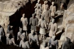 Terracotta Warriors and Shaanxi Provincial Museum