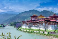 Journey Through Bhutan