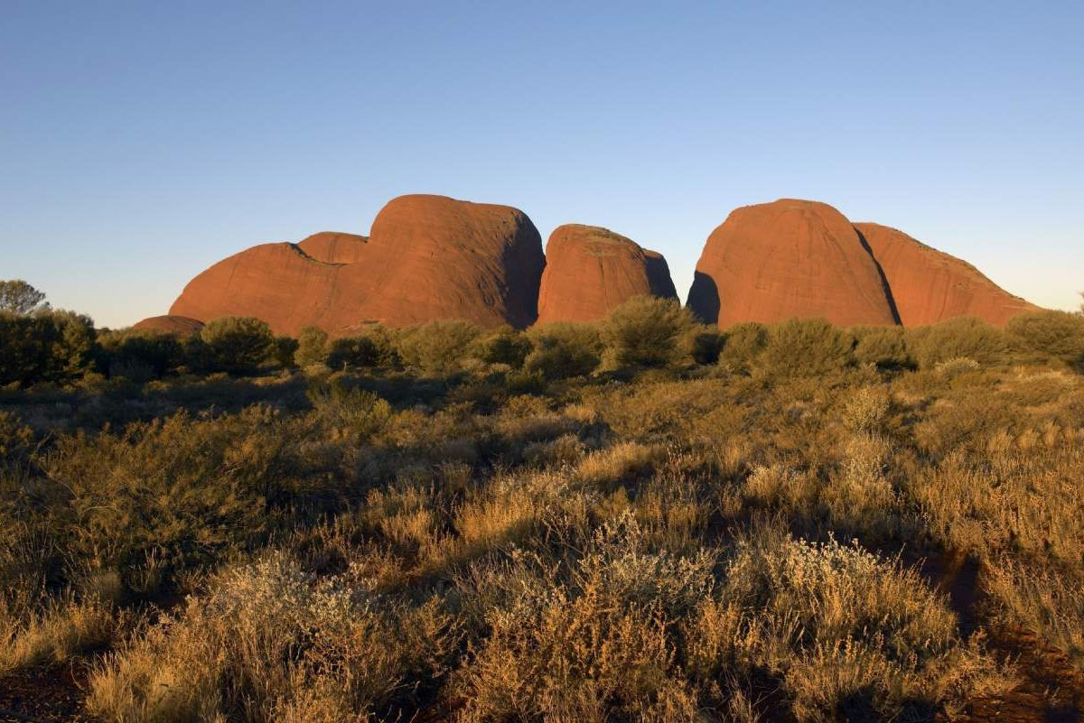 Kata Tjuta Sunrise Tour