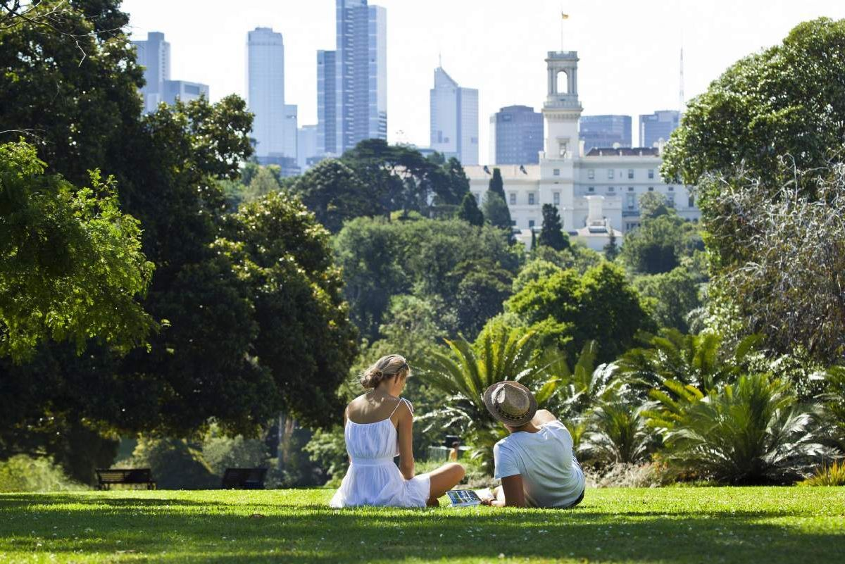 Royal Botanic Gardens & Aboriginal Heritage Walk