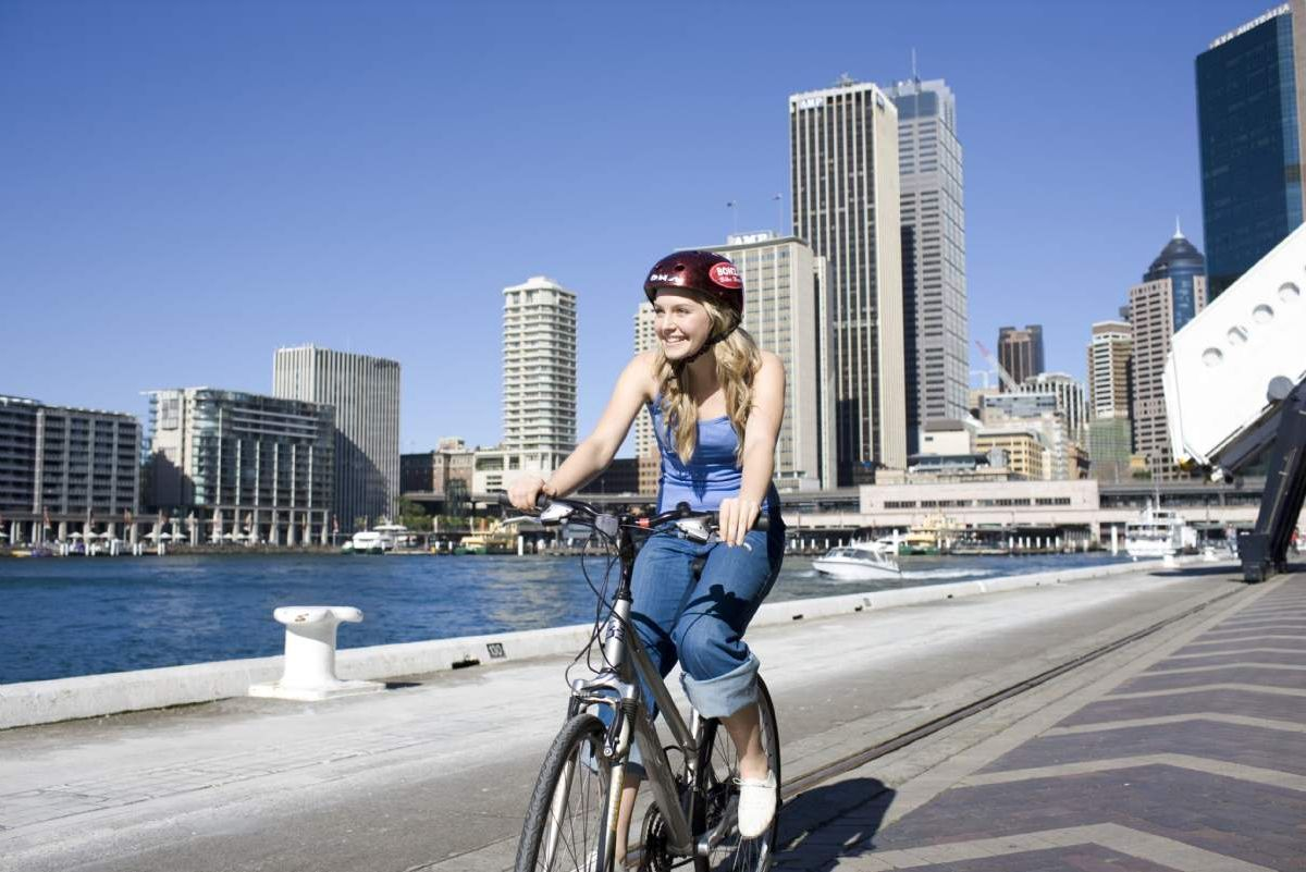 Sydney Classic Bicycle Tour