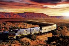 16-Nights Australia by Rail - Luxury