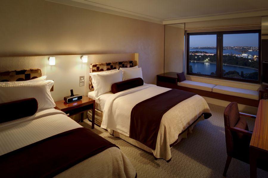 Intercontinental Sydney Room