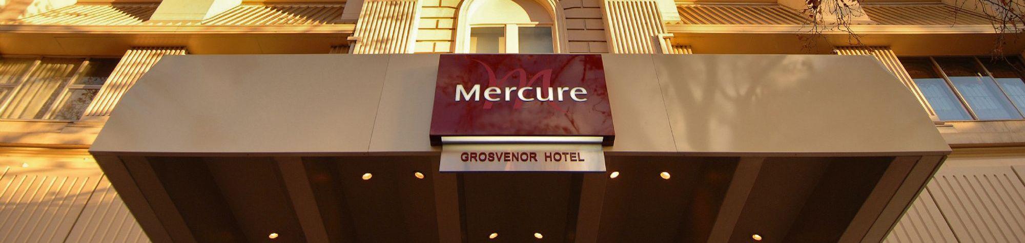 Mercure Grosvenor Adelaide