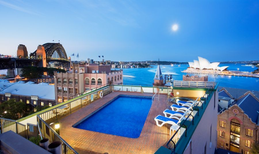 Holiday Inn Old Sydney Sydney