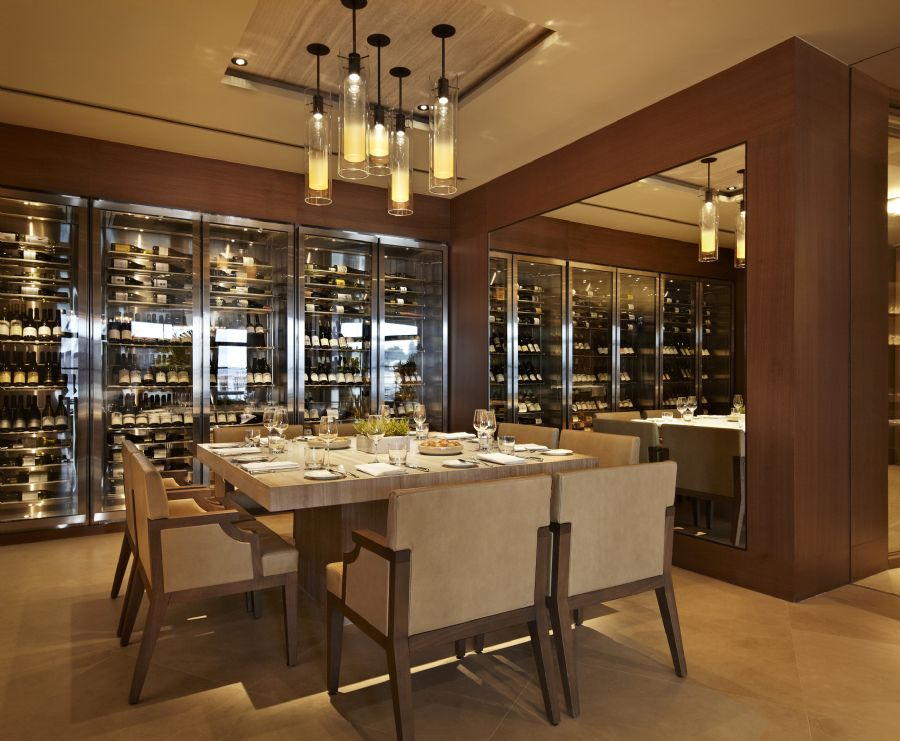 Park hyatt sydney sydney for Best dining rooms in sydney