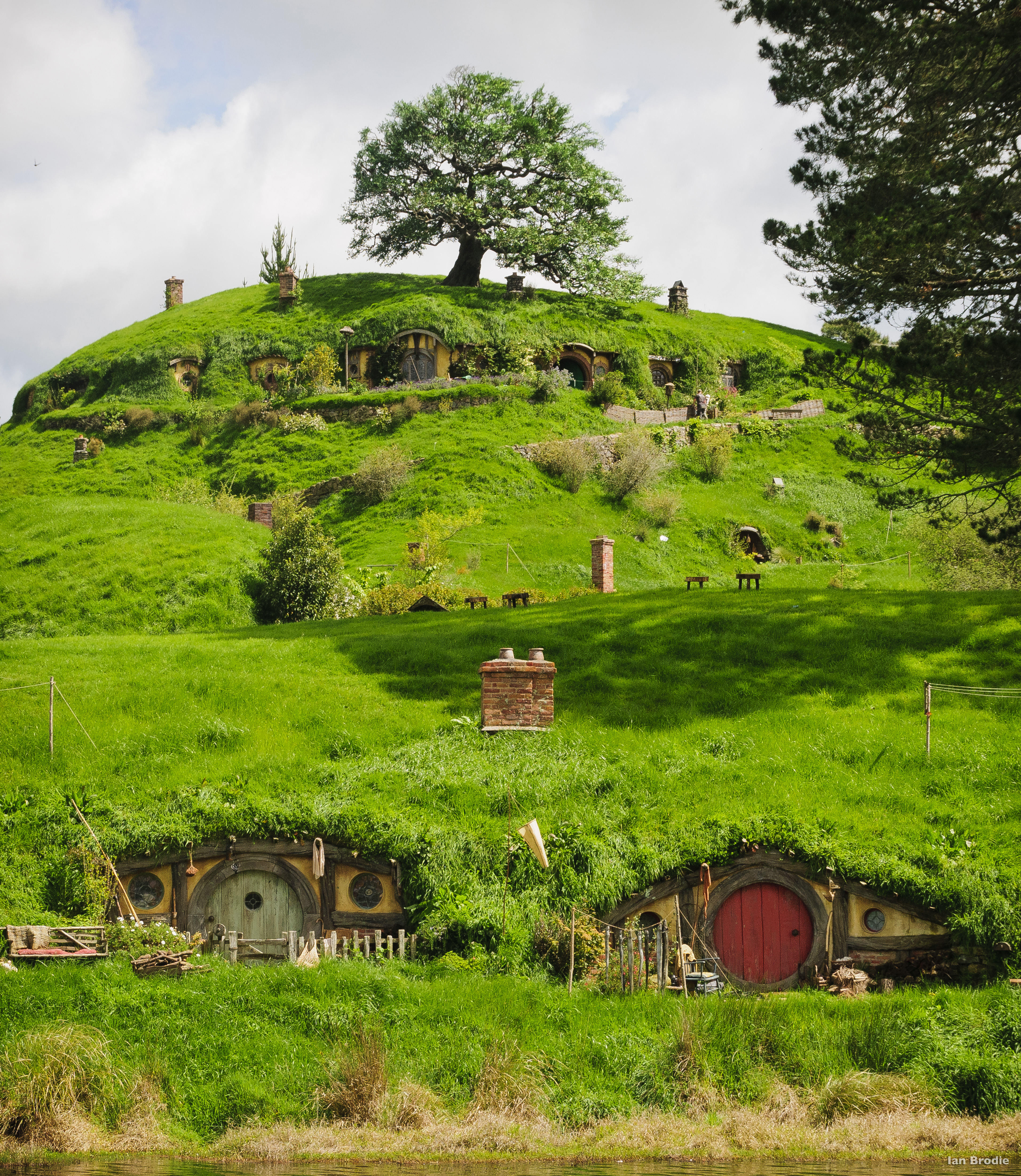 Filmmaking in middle earth swain destinations travel blog for Home setting images