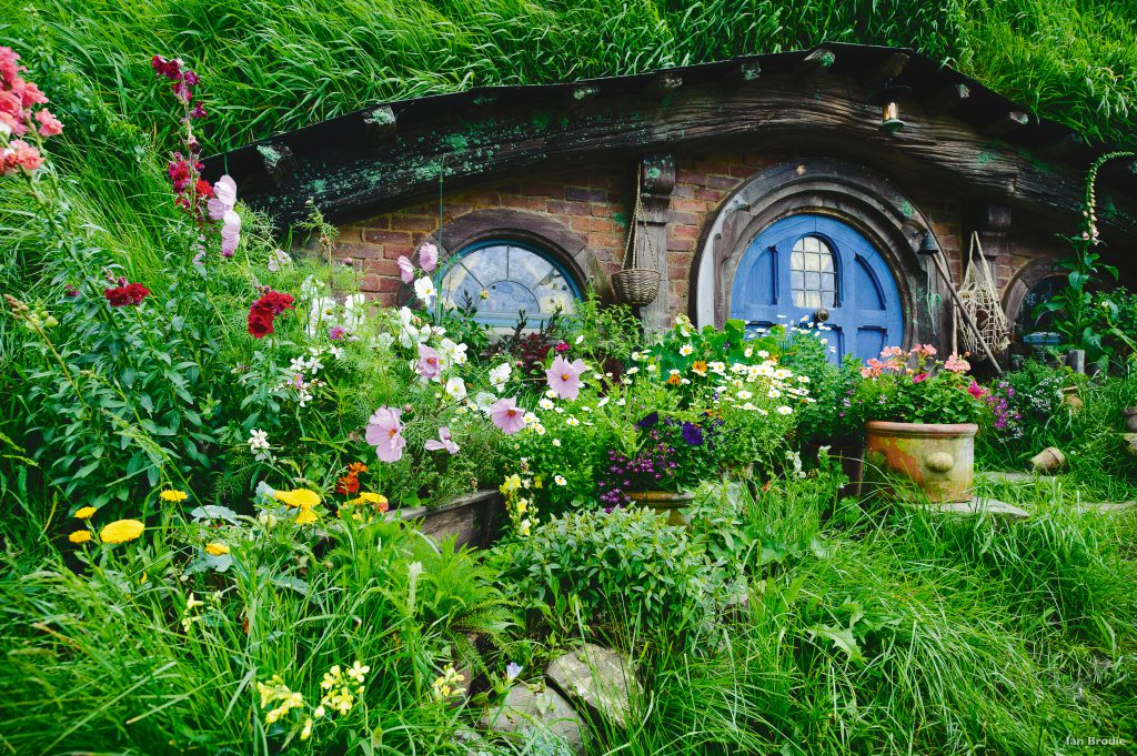At Home in Middle Earth Photo Credit: Hobbiton Movie Set