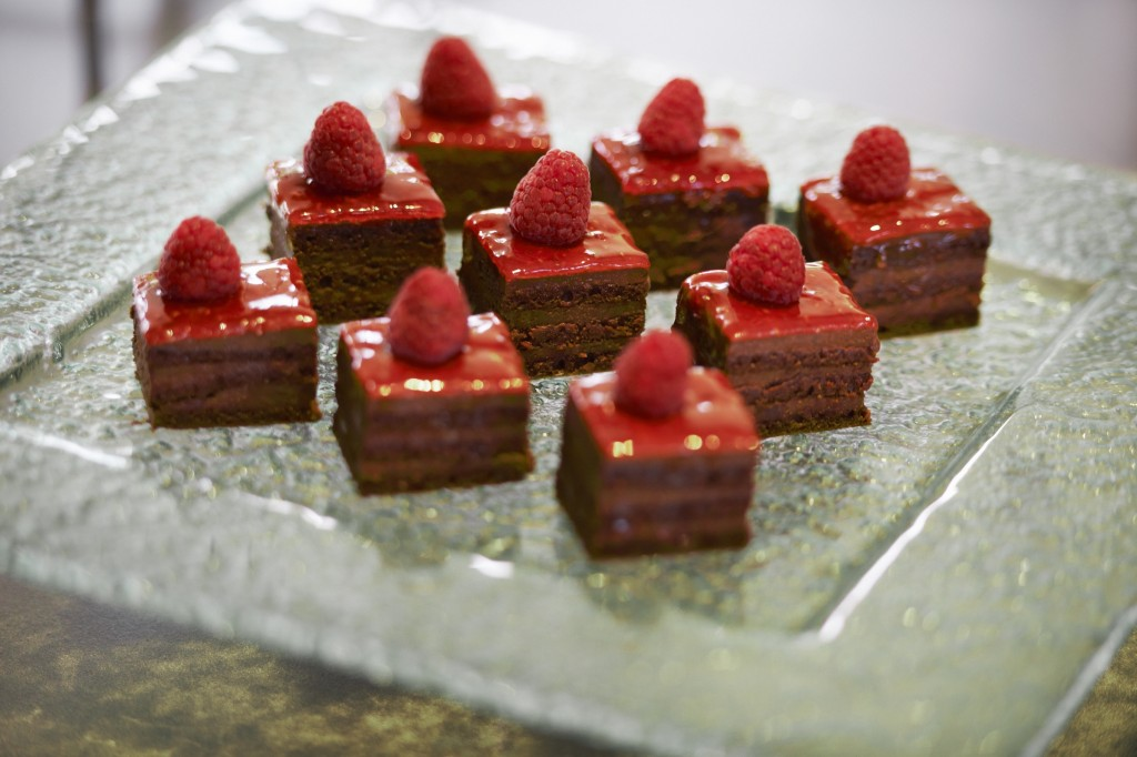 Dessert Canapes | Photo Credit: Hayman