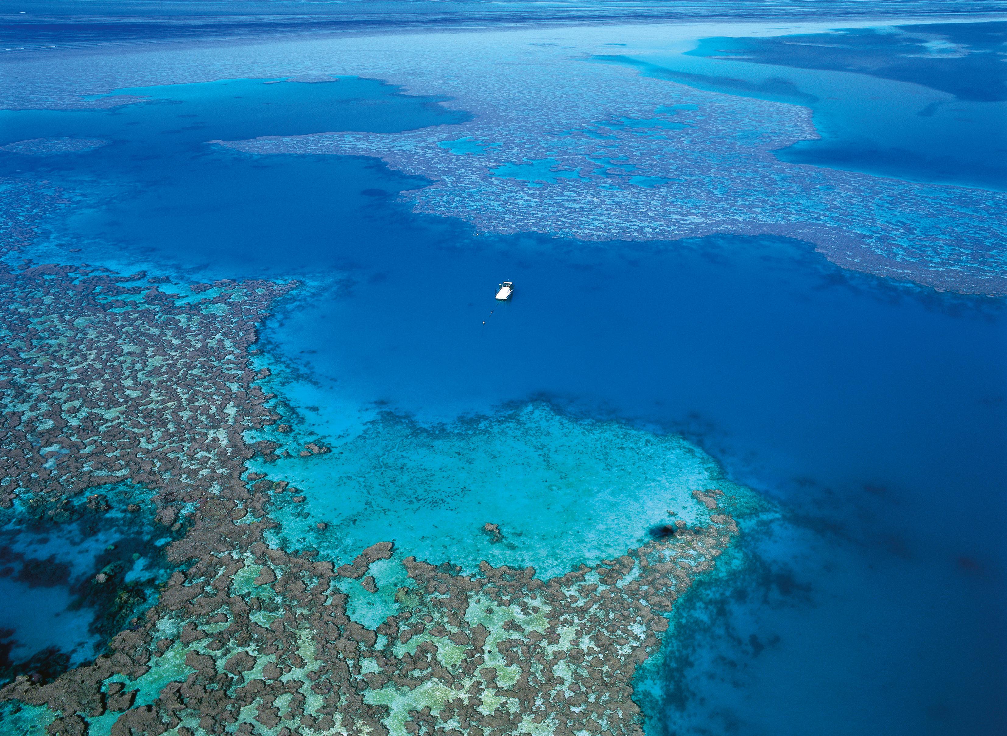 Aerial Photo Credit: Tourism Australia