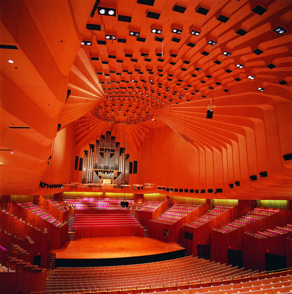 Concert Hall Photo Credit: Sydney Opera House