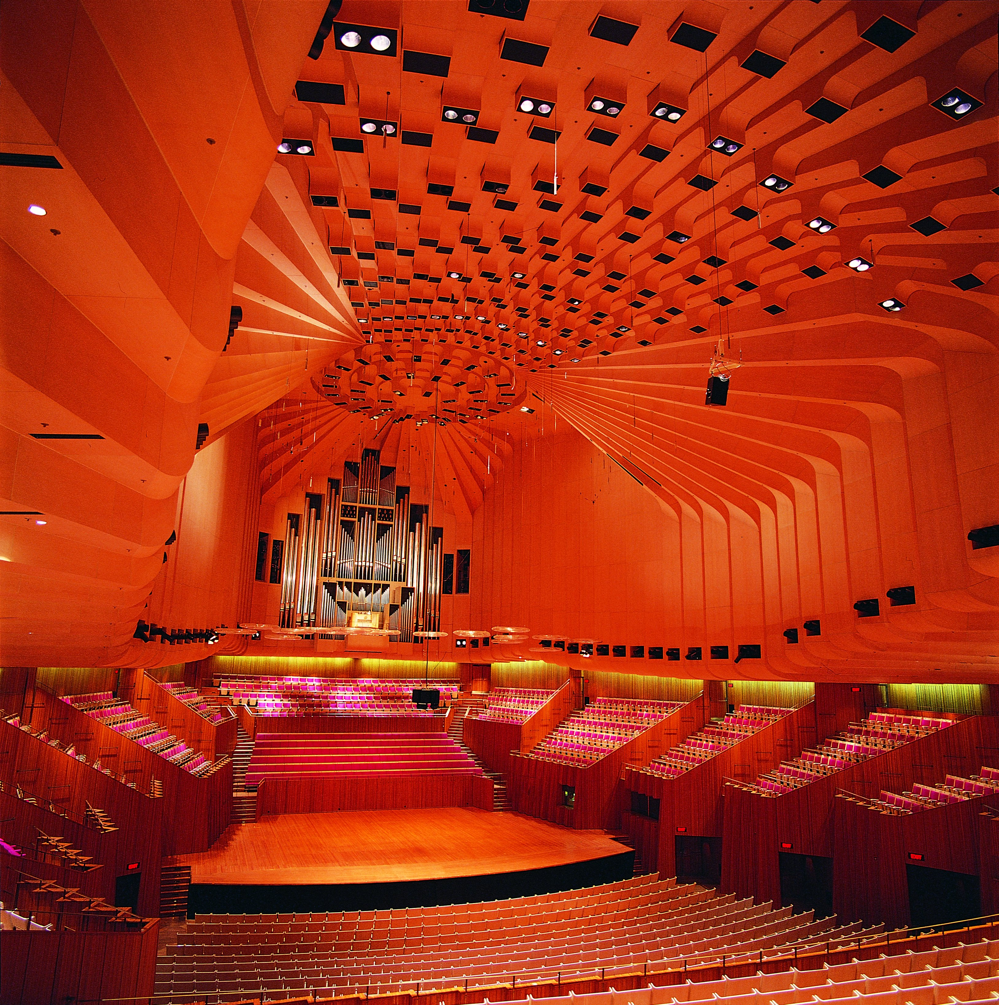 Fun facts about the sydney opera house swain for Interior design information facts