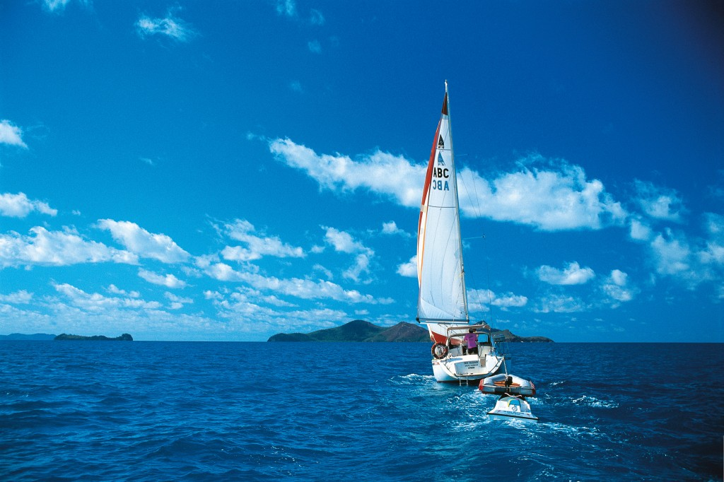 Sailing Photo Credit: Tourism Queensland