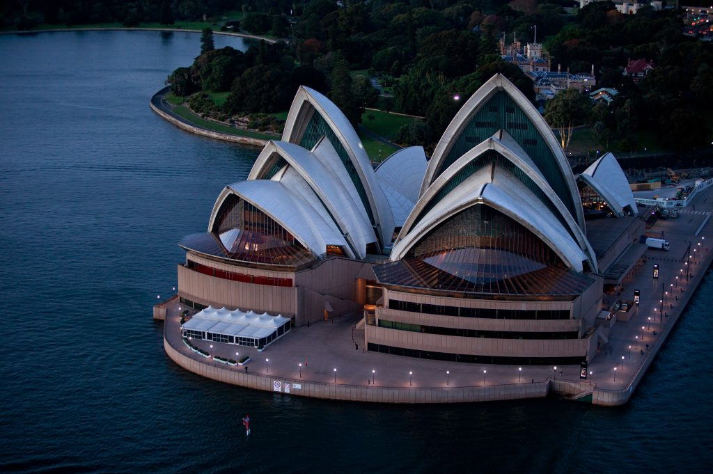 Sydney Opera House Photo Credit: Destination New South Wales