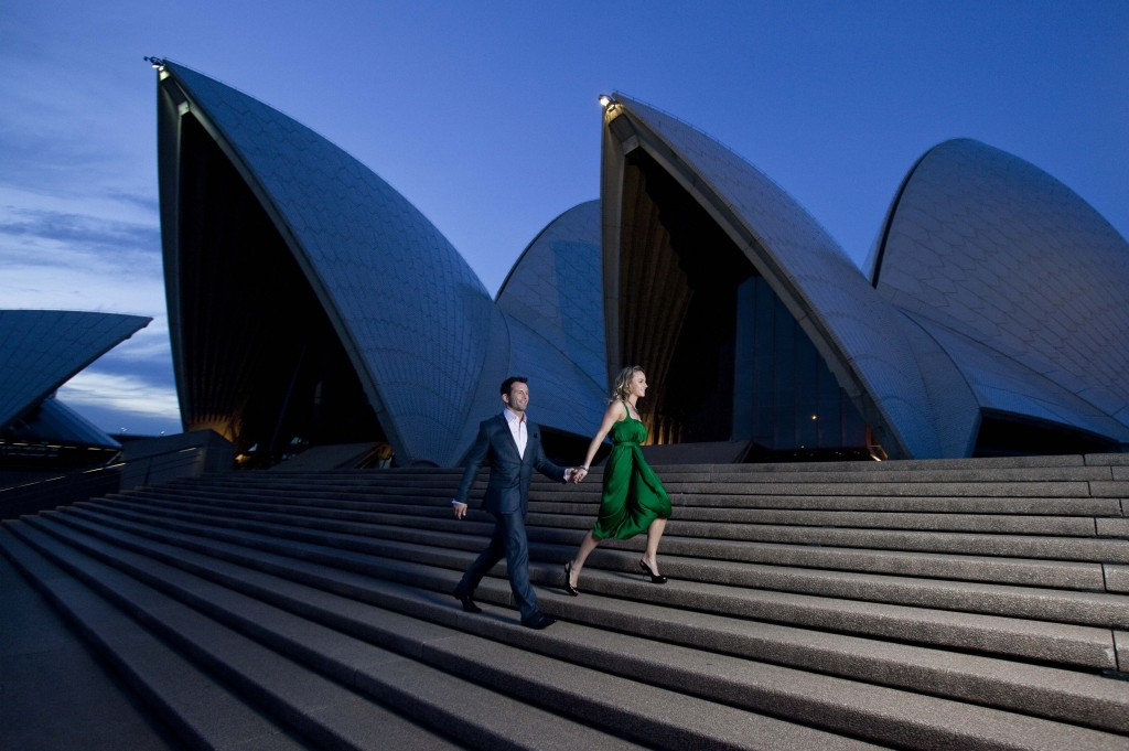 Sydney Opera House Entrance Photo Credit: Destination New South Wales
