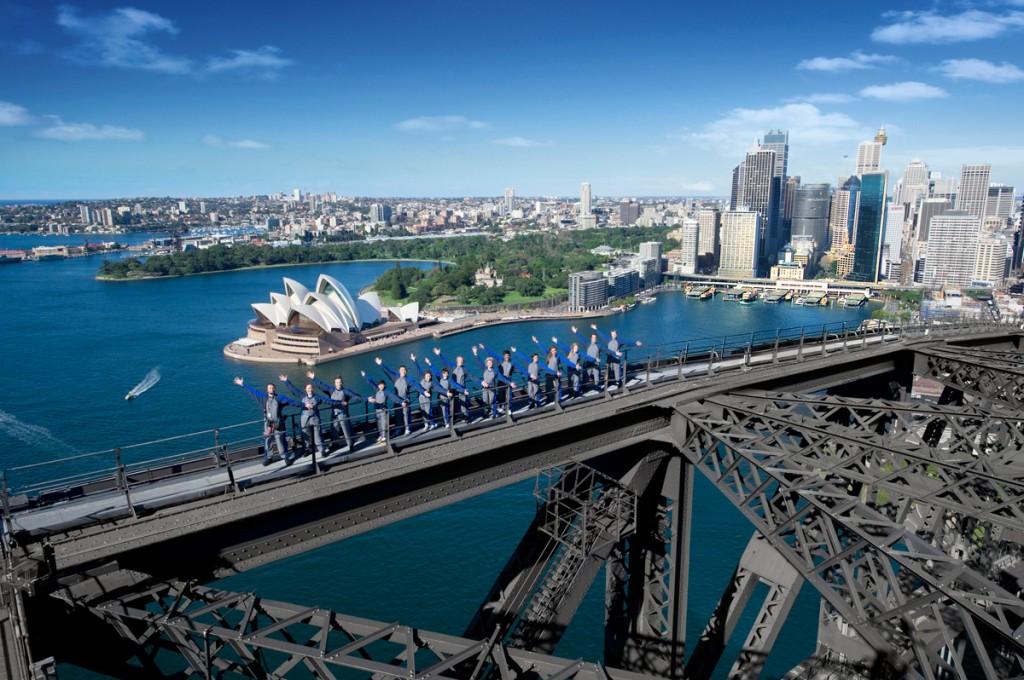 Photo Credit: BridgeClimb Sydney