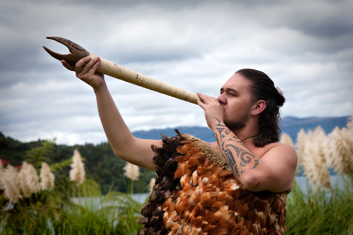 Traditional Maori | Photo Credit: Tourism New Zealand