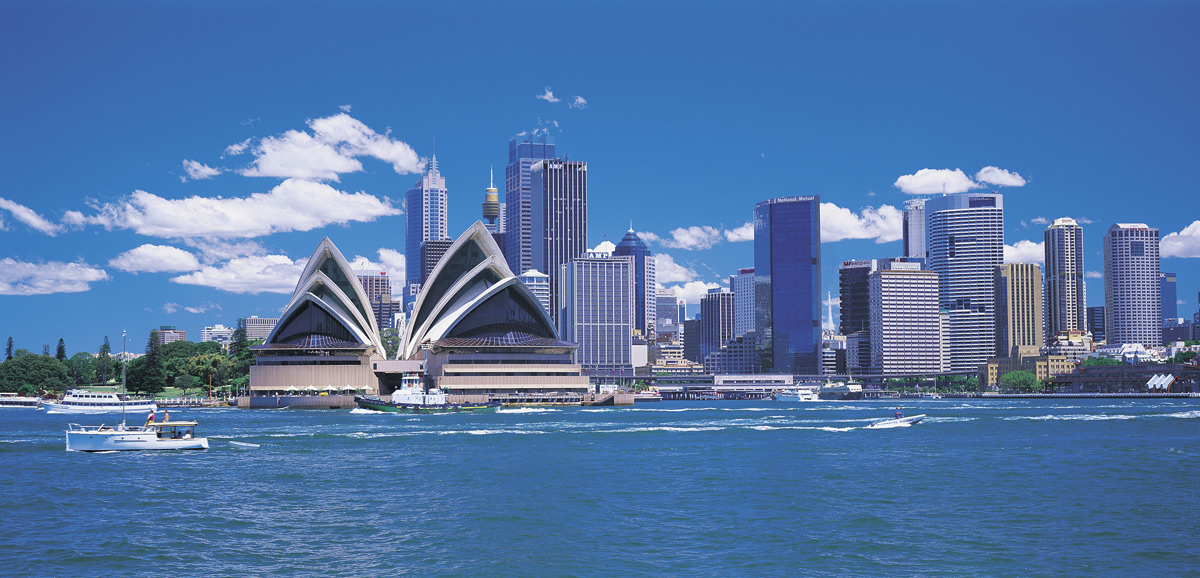 Sydney Harbor Photo Credit: Hamilton Lund, Destination New South Wales