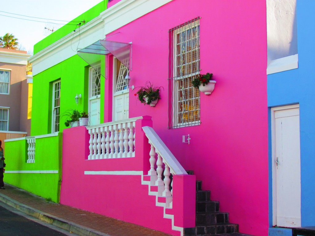 Bo-Kaap | Photo Credit: Wiki Commons