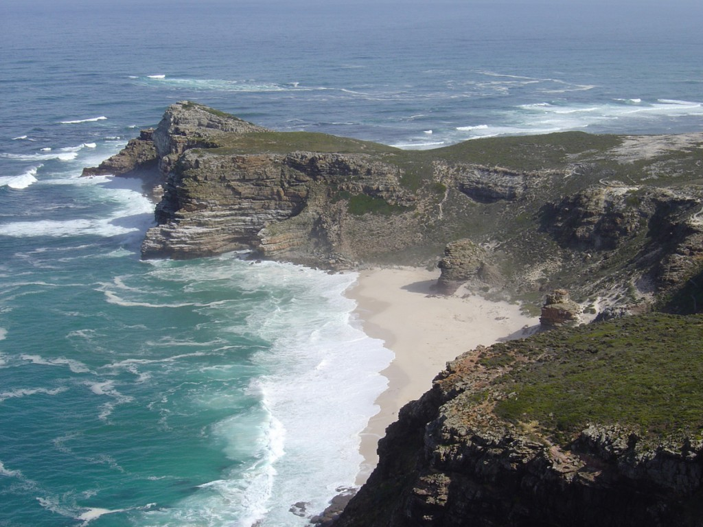 View of Cape of Good Hope, from Cape Point | Photo Credit: Wiki Commons