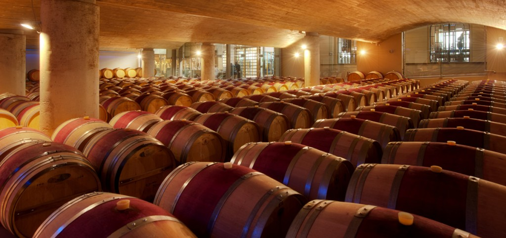 Barrel Cellar | Photo Credit: Delaire Graff Lodge & Spa