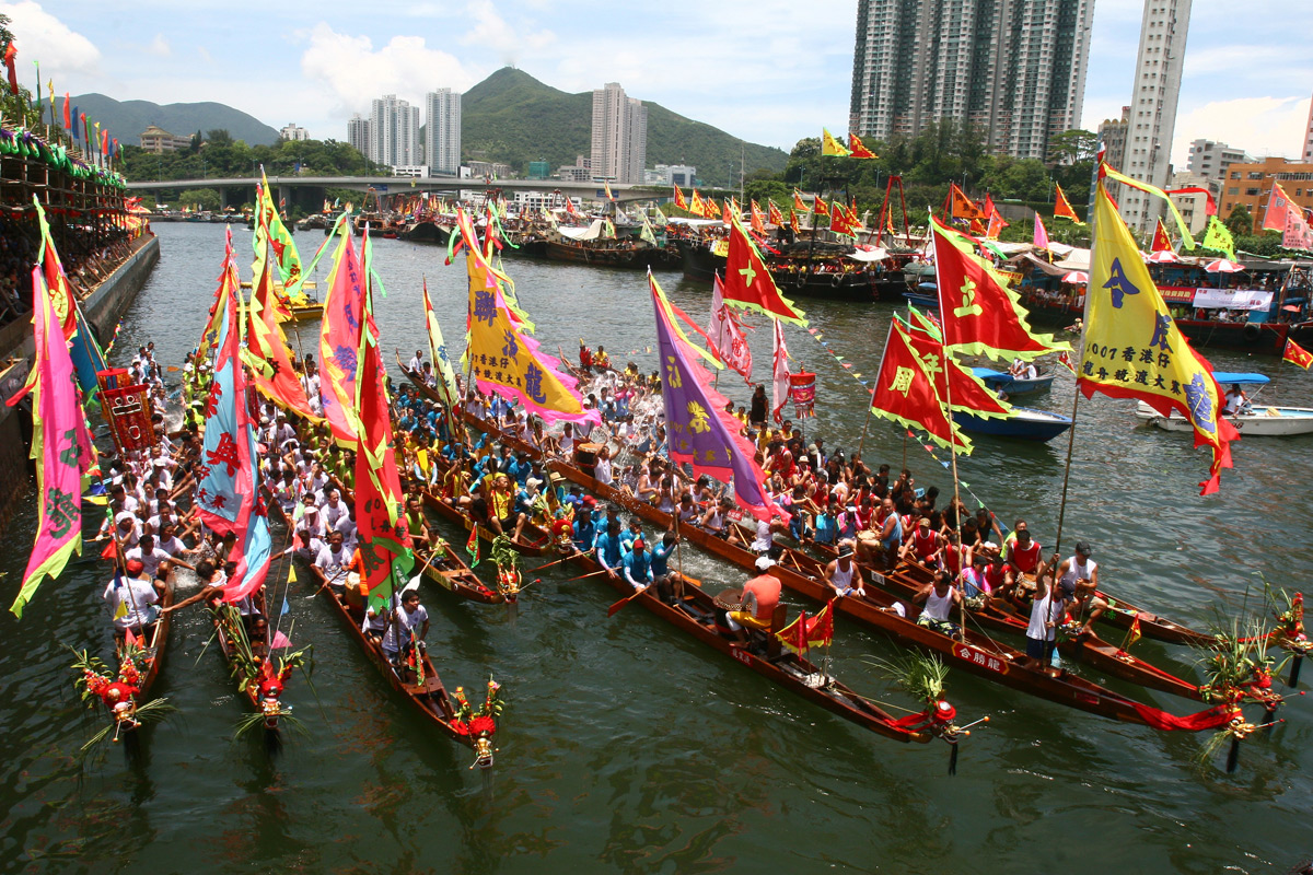 Dragon Boat Festival | Photo Credit: Tourism Hong Kong