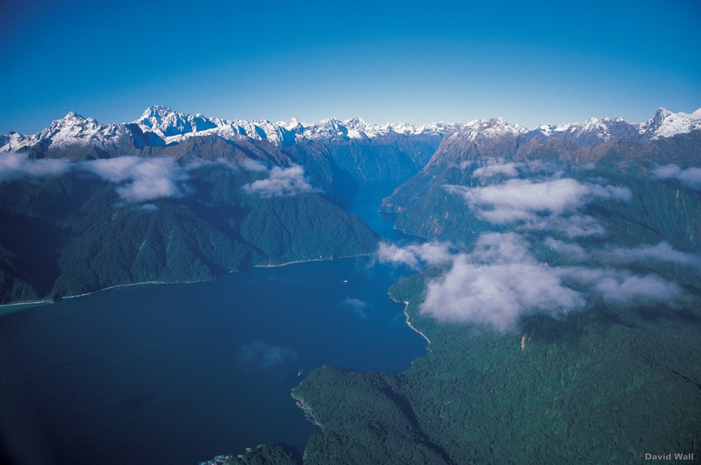 Entrance to Milford Sound | Photo Credit: Tourism New Zealand