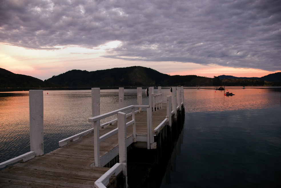 Jetty | Photo Credit: Bay of Many Coves