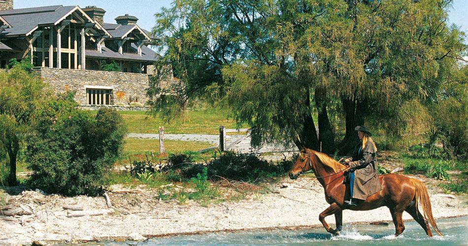 Horse Riding | Photo Credit: Blanket Bay Lodge