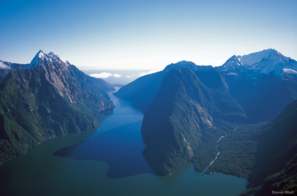 Milford Sound | Photo Credit: Blanket Bay Lodge