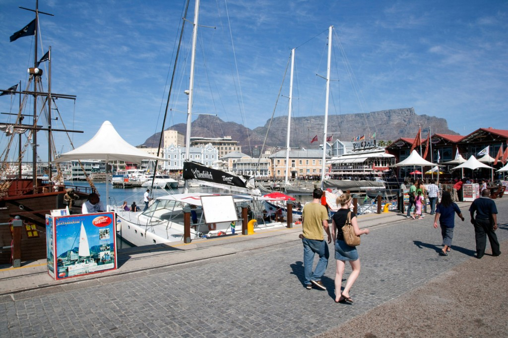 Victoria and Alfred Waterfront | Photo Credit: South African Tourism