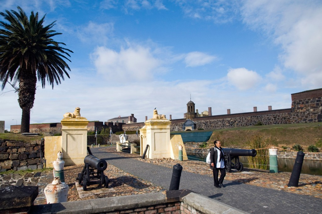 Castle of Good Hope, Cape Town | Photo Credit: South African Tourism