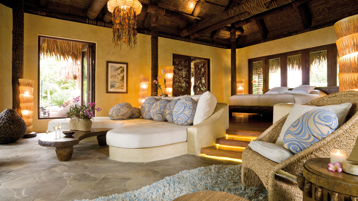 A private tropical island in fiji laucala island swain for 5 star bedroom designs