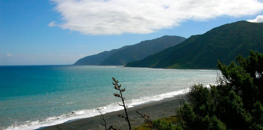 Coastline | Photo Credit: Wharekauhau Lodge